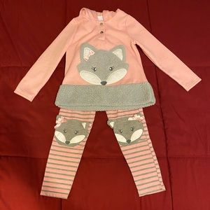 Grey Fox Girls Outfit